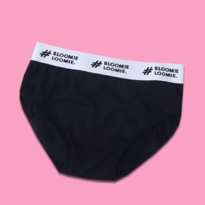 Culotte menstruelle Light Black