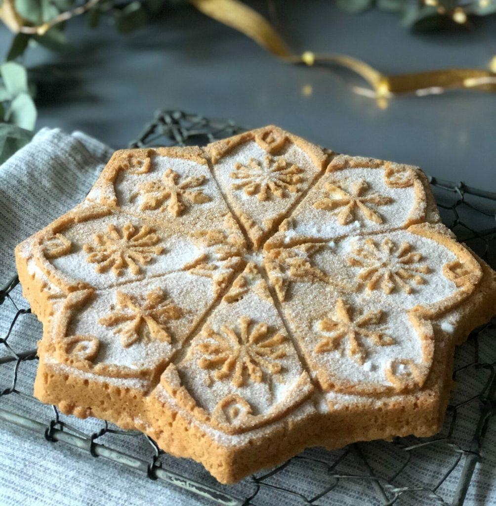 Image de gâteau de Noël