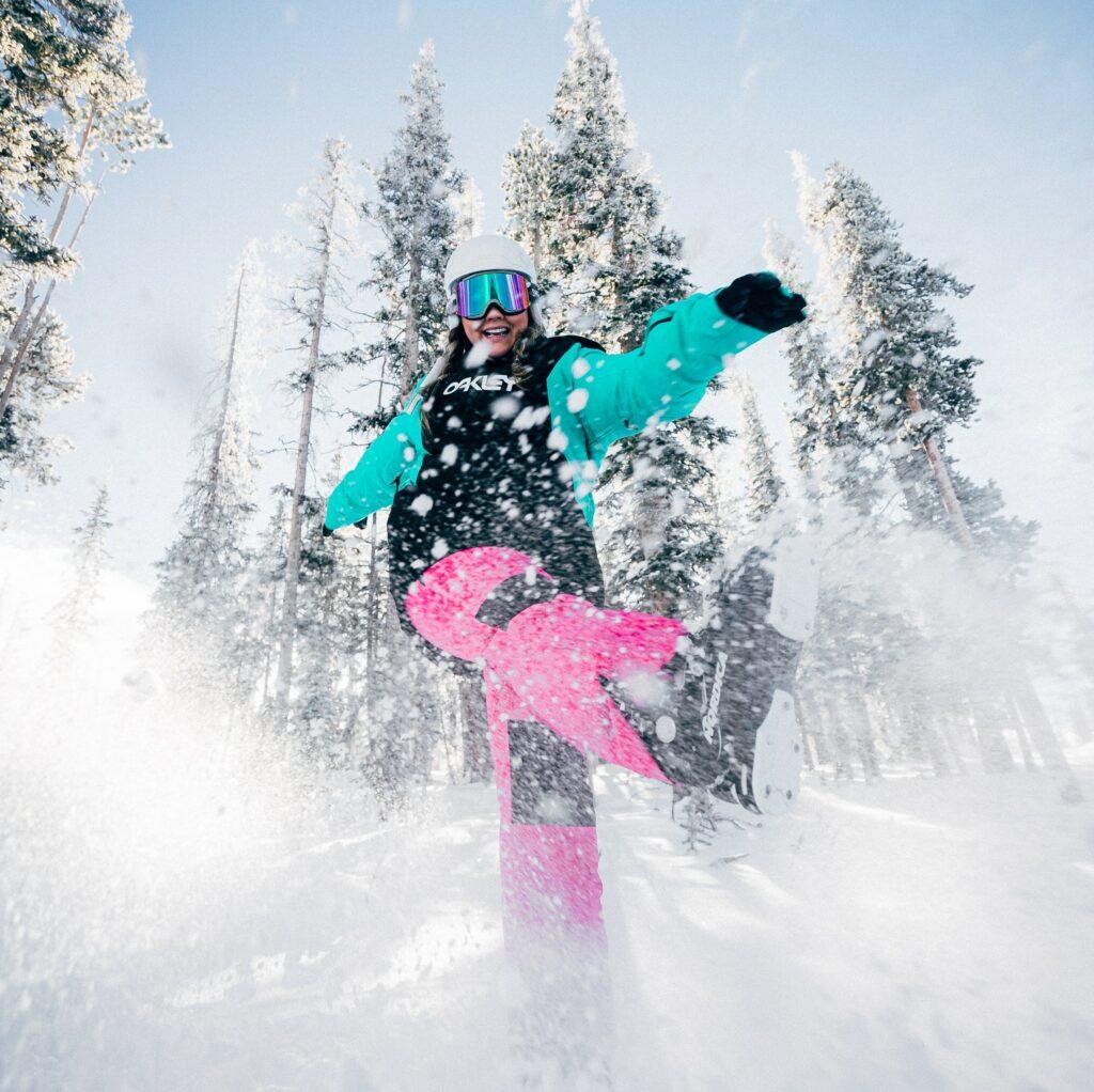 les règles au ski by Bloomie Loomie