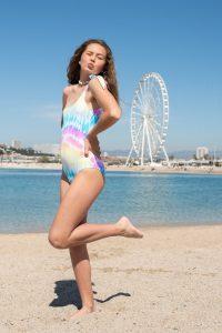maillot de bain menstruel Oceanside Bloomie Loomie
